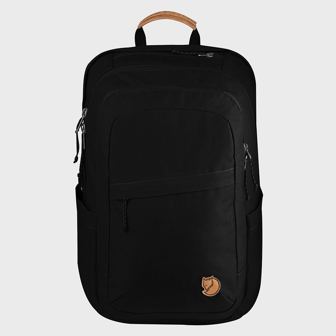 Fjallraven Raven 28 Backpack Black