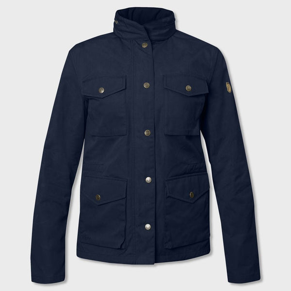 product: Fjallraven Raven Jacket Women's Dark Navy