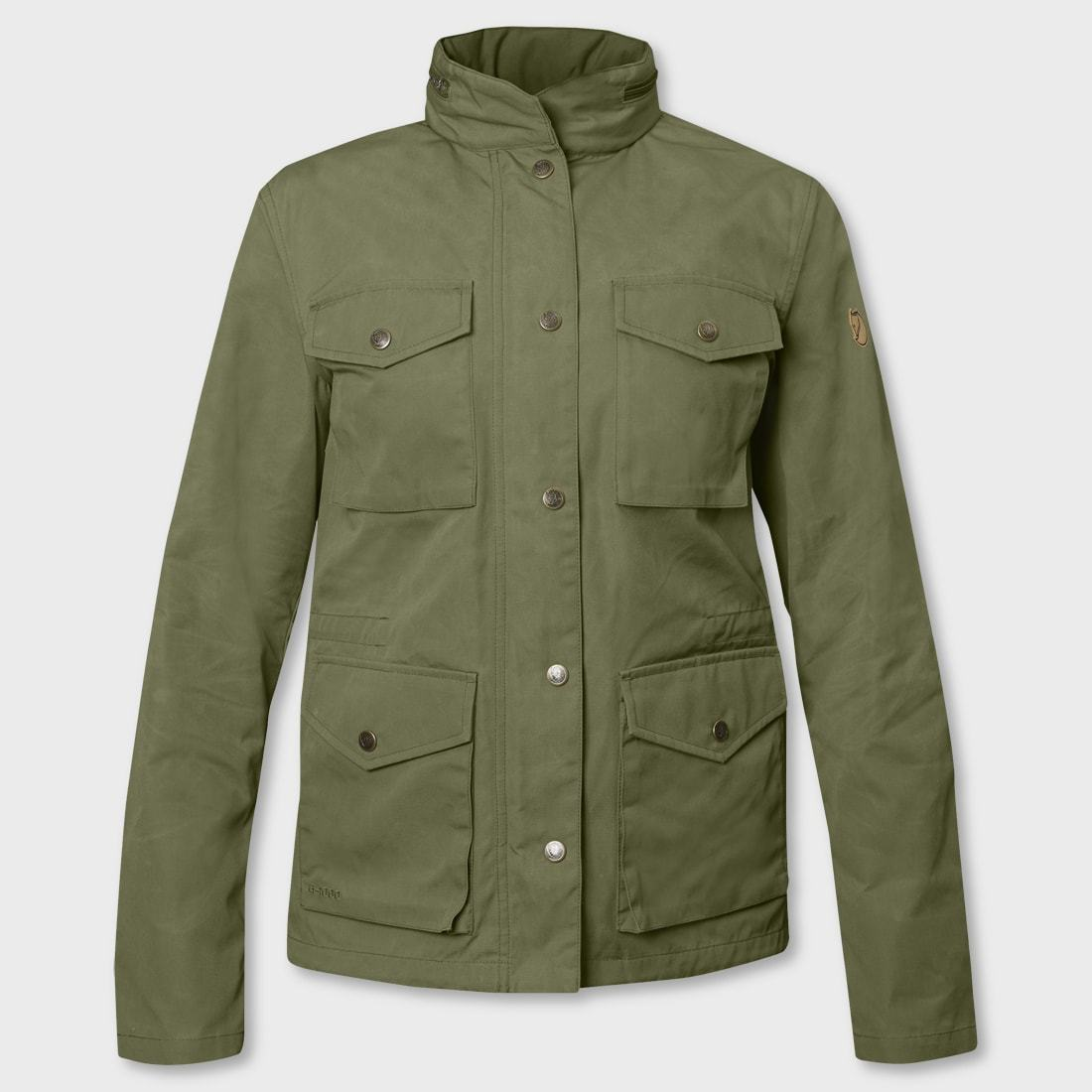 Fjallraven Raven Jacket Women's Green