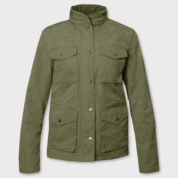 product: Fjallraven Raven Jacket Women's Green