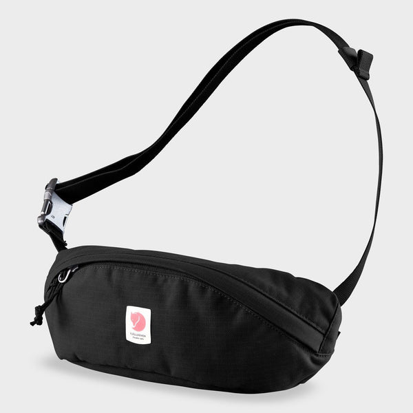 product: Fjallraven Ulvo Hip Pack Medium Black