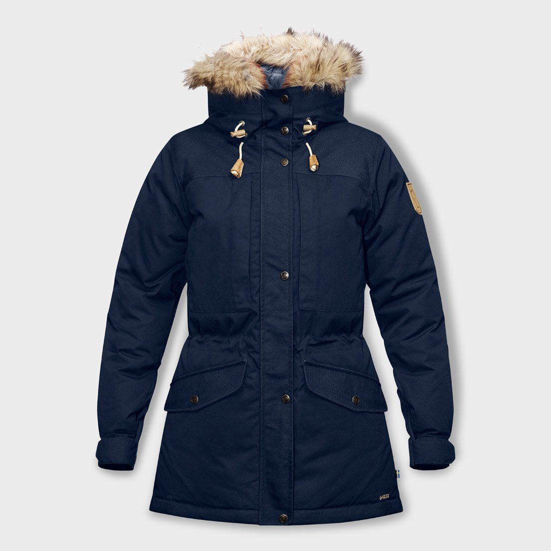 Fjallraven Women's Singi Down Jacket Dark Navy