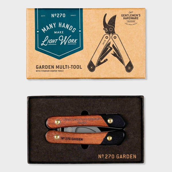 product: Gentlemen's Hardware Garden Multi Tool
