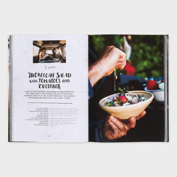 product: Gestalten Books The Great Outdoors 120 Recipes for Adventure Cooking