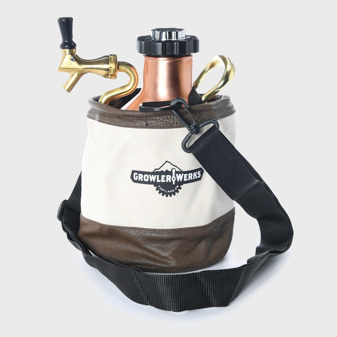 Growlerwerks Carry Bag For Ukeg 128