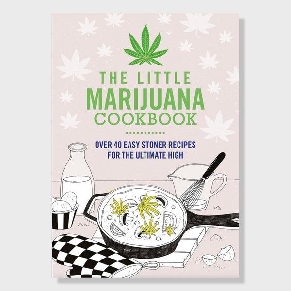 product: Hachette Book Group Little Marijuana Cookbook