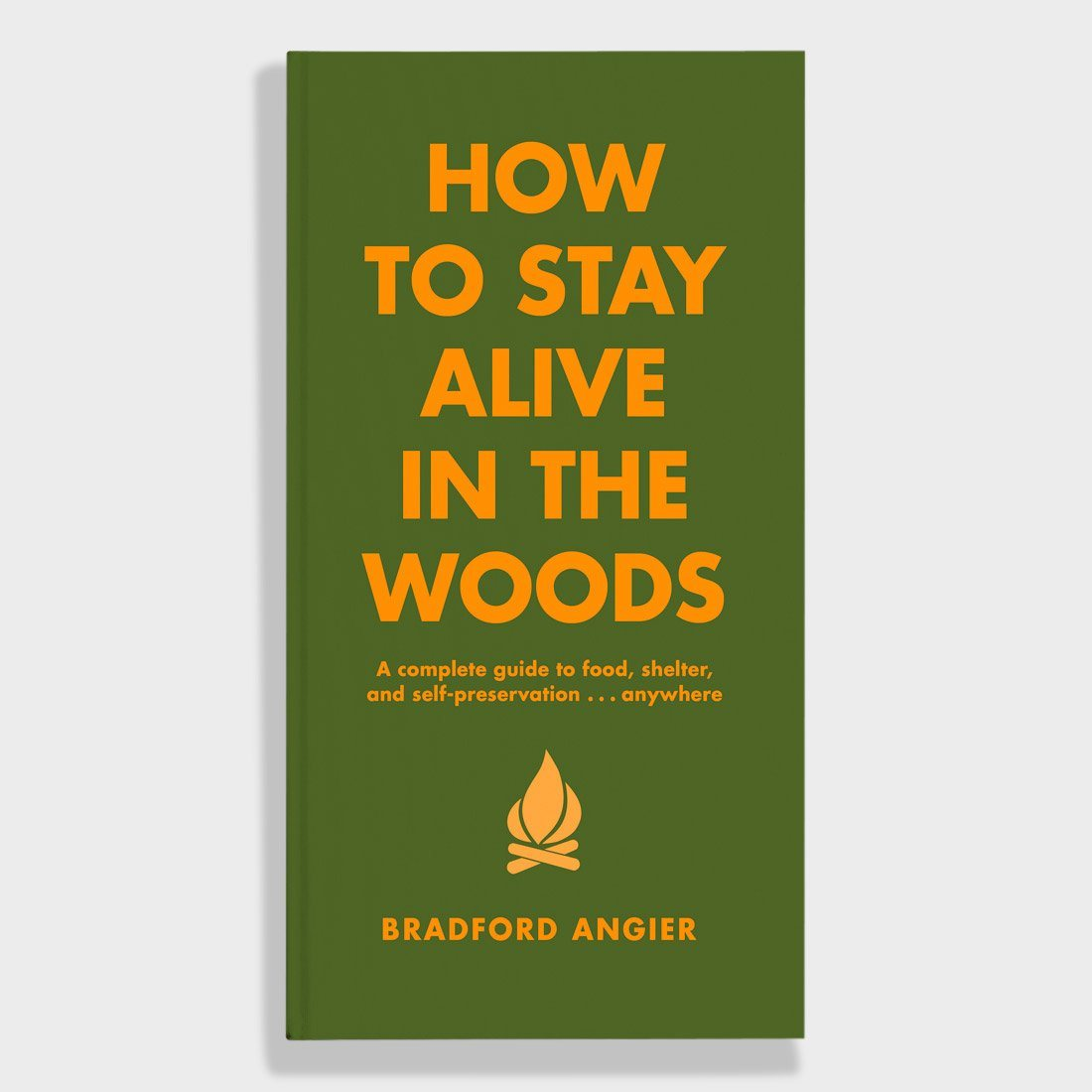 Hachette Book Group How to Stay Alive in the Woods