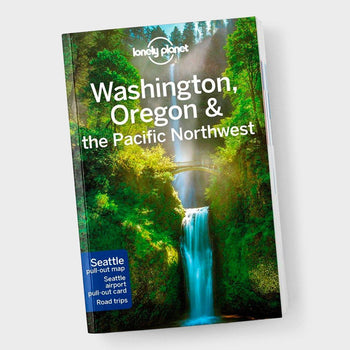 product: Lonely Planet Washington, Oregon & the Pacific Northwest, Green