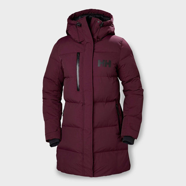 product: Helly Hansen Women's Adore Puffy Parka Wild Rose