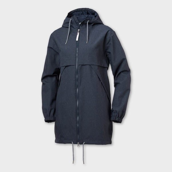 product: Helly Hansen Women's JPN Raincoat Dark Denim
