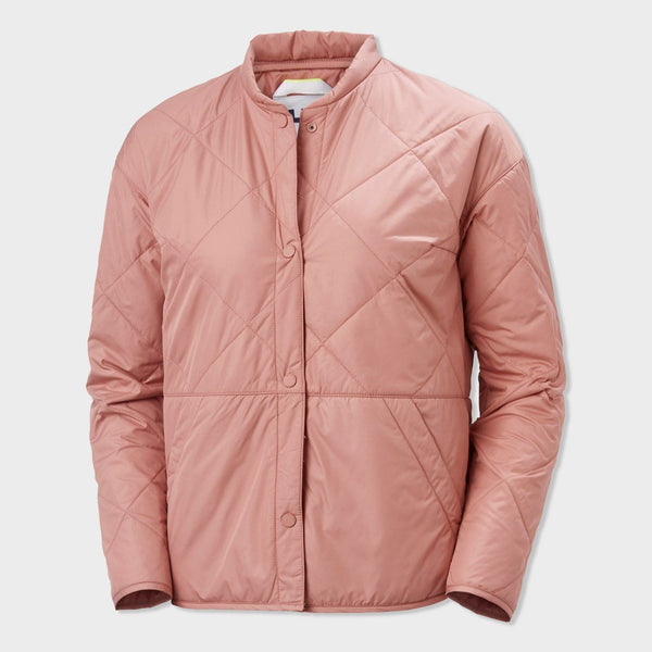 product: Helly Hansen Women's JPN Spring Jacket Ash Rose