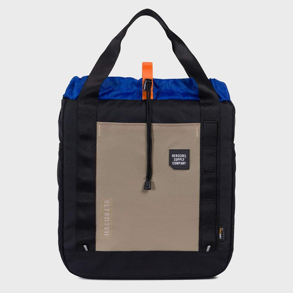 product: Herschel Barnes Black/ Brindle