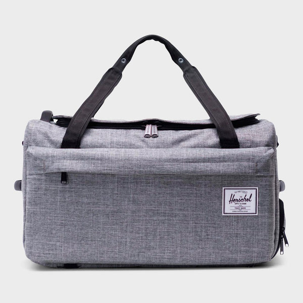product: Herschel Outfitter 50L Raven Crosshatch