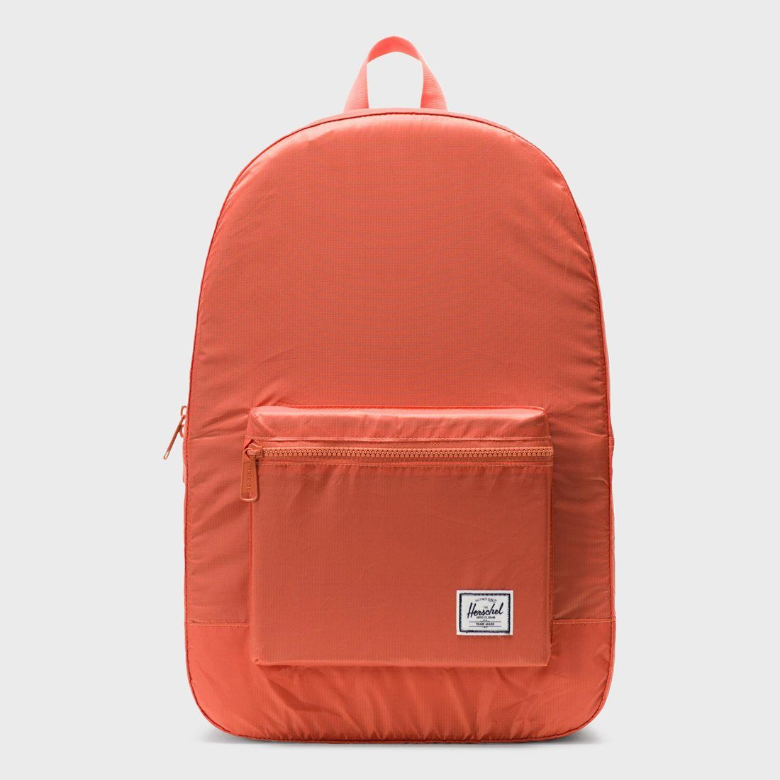 Herschel Packable Daypack Apricot Brandy