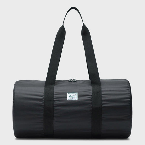 product: Herschel Packable Duffel 22L Black