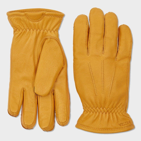 product: Hestra Eivind Glove Natural Yellow