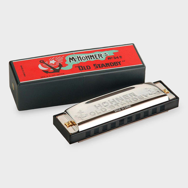 product: Hohner Old Standby Harmonica