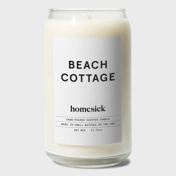 product: Homesick Beach Cottage Candle