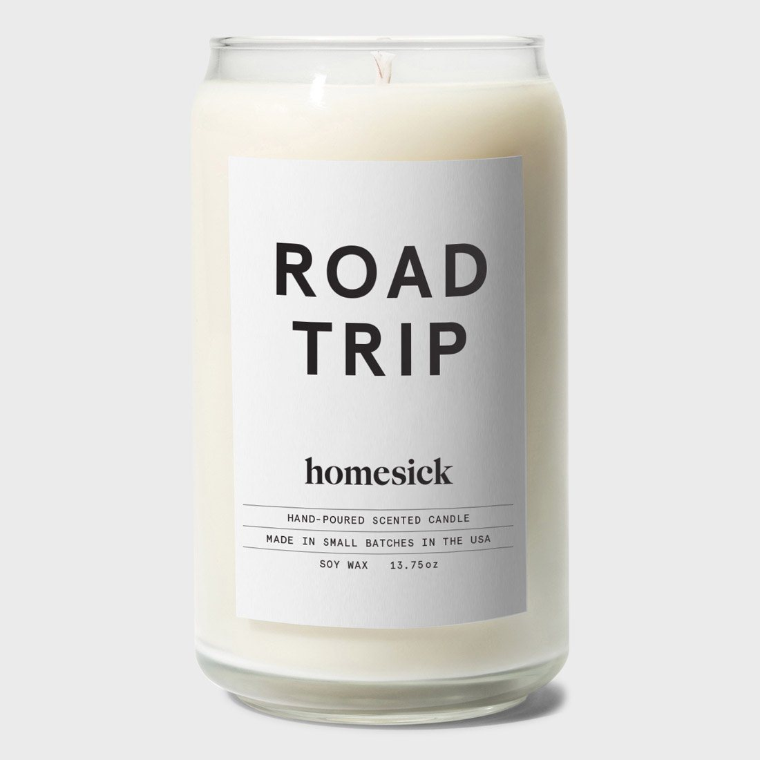 Homesick Road Trip Candle