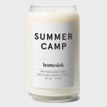 product: Homesick Summer Camp Candle