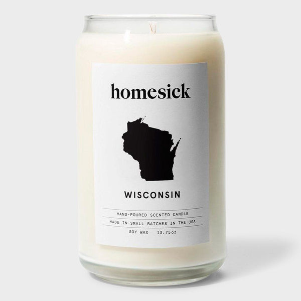 product: Homesick Wisconsin Candle
