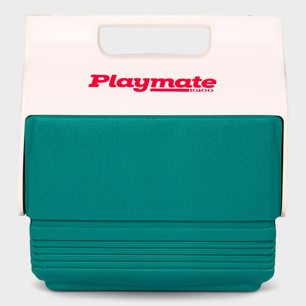 product: Igloo Retro Limited Edition Playmate Mini 4QT Jade/White/White