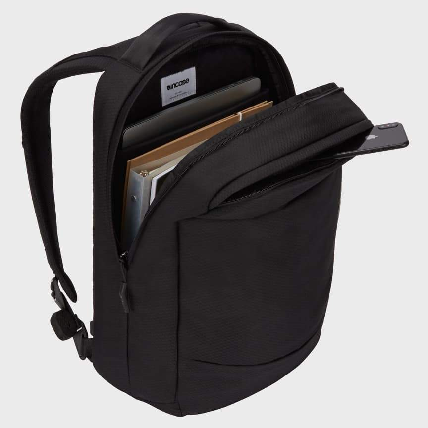 be344a707cb8 ... product  Incase City Compact Backpack Black Diamond Ripstop ...