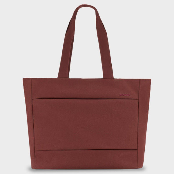 product: Incase City Market Tote Deep Red