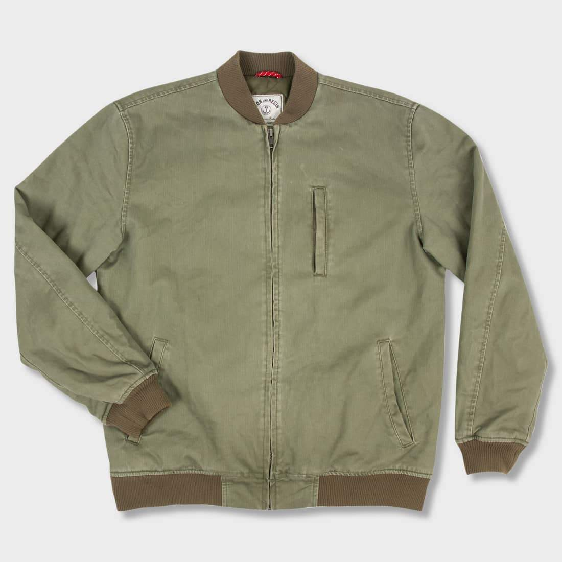 Iron & Resin Marauder Jacket Moss