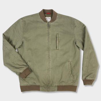 product: Iron & Resin Marauder Jacket Moss