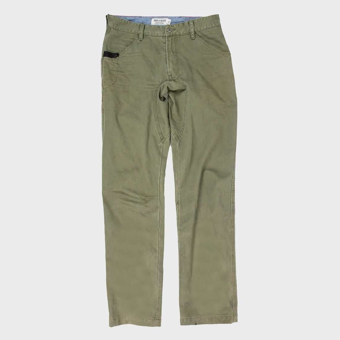 Iron & Resin Nomad Pant Moss