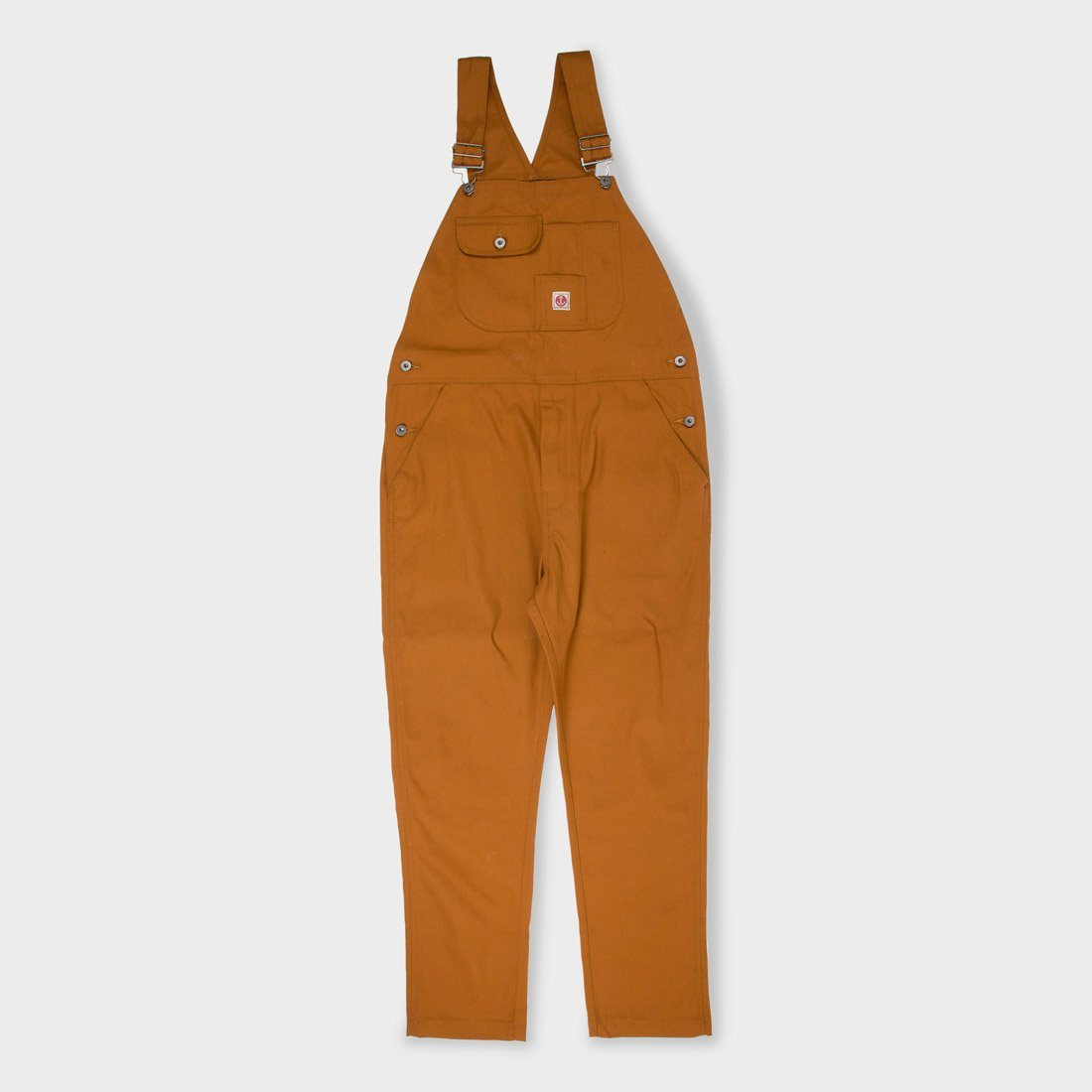 Iron & Resin Tatham Overall Brown