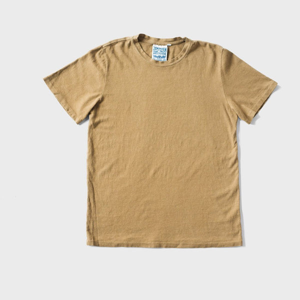 product: Jungmaven SS Baja T-Shirt 7oz Coyote