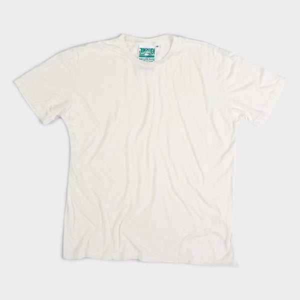product: Jungmaven Women's Lorel 5oz. Tee Washed White