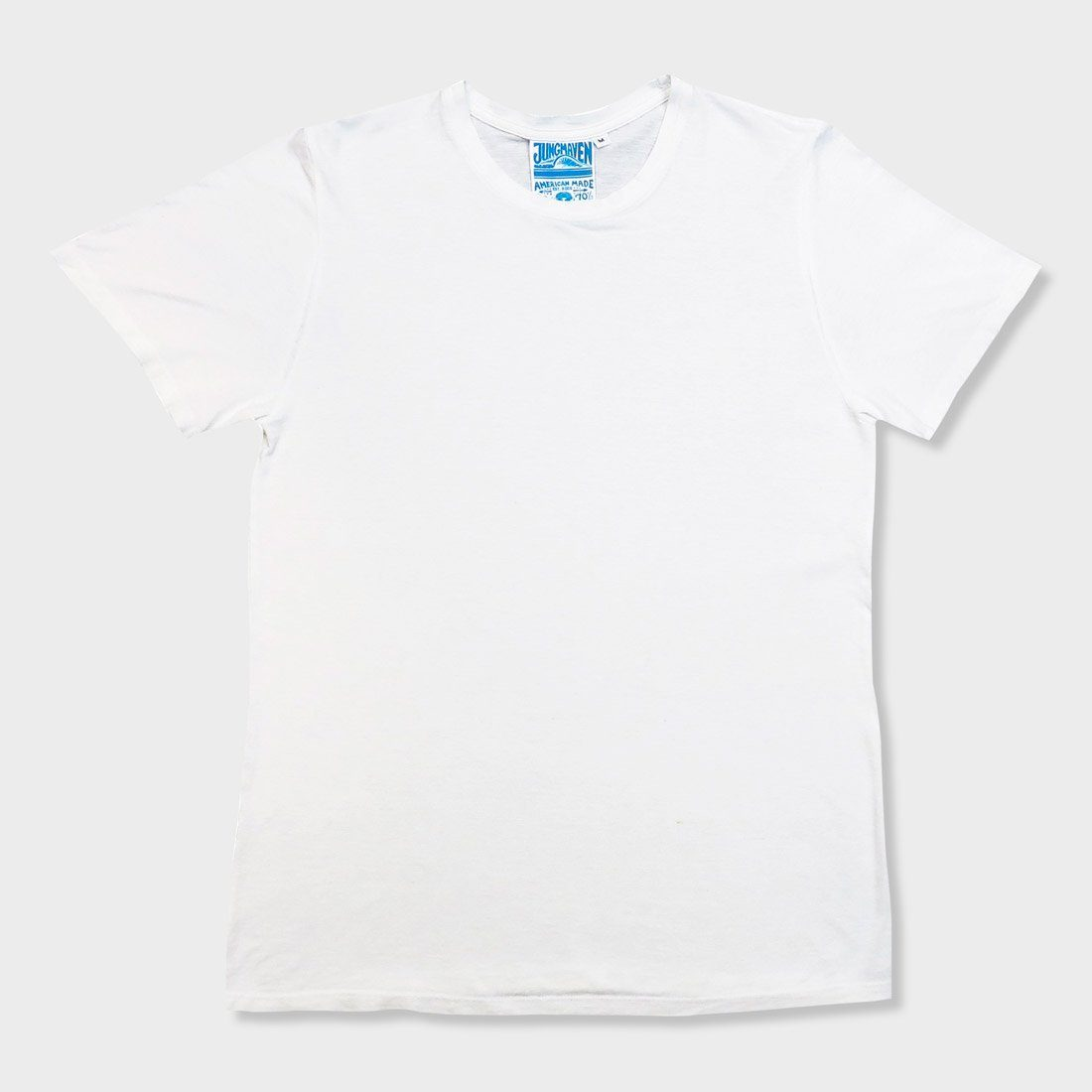 Jungmaven Basic T-Shirt Optic White