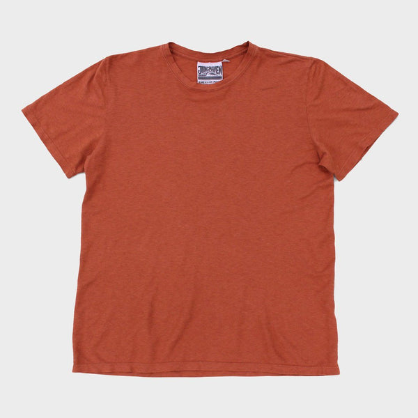 product: Jungmaven Basic T-Shirt Terracotta