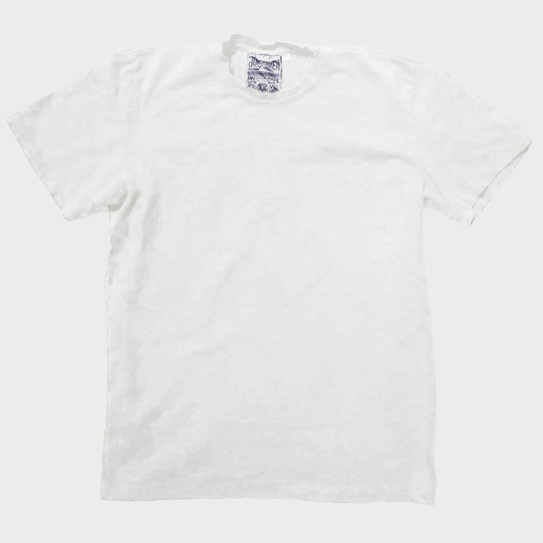 Jungmaven Baja T-Shirt 7 oz Washed White