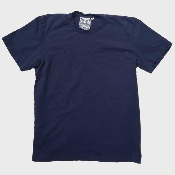 product: Jungmaven Baja S/S T-shirt 7 oz Navy