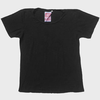 product: Jungmaven Baja S/S T-shirt 7 oz Washed Black
