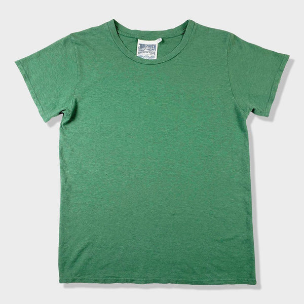 3ac7c85c1add product: Jungmaven Women's Lorel T-Shirt Spruce Green