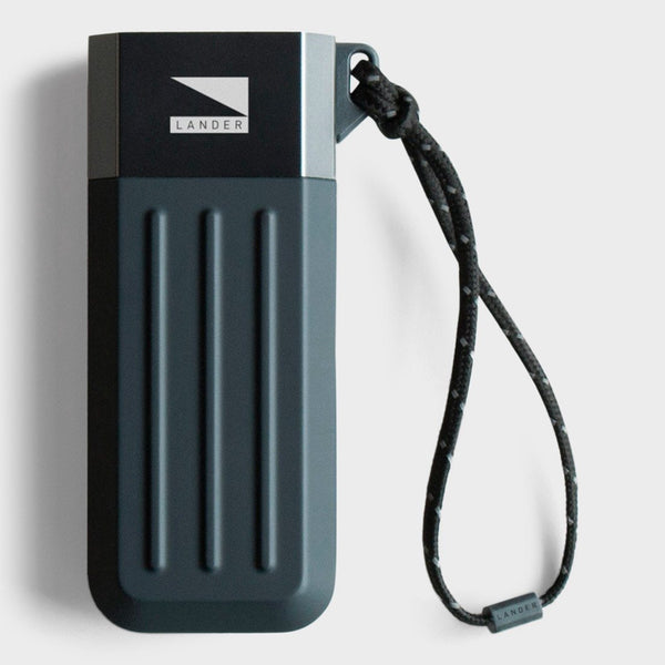 product: Lander Cascade 5200 mAh Power Bank Black