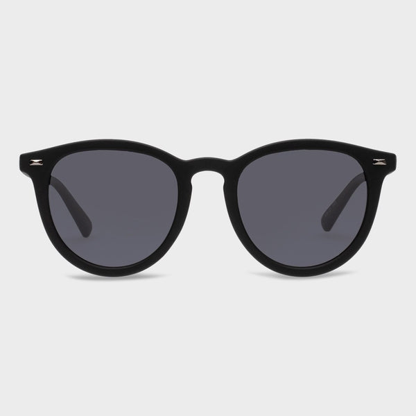 product: Le Specs Firestarter Sunglasses Black Rubber
