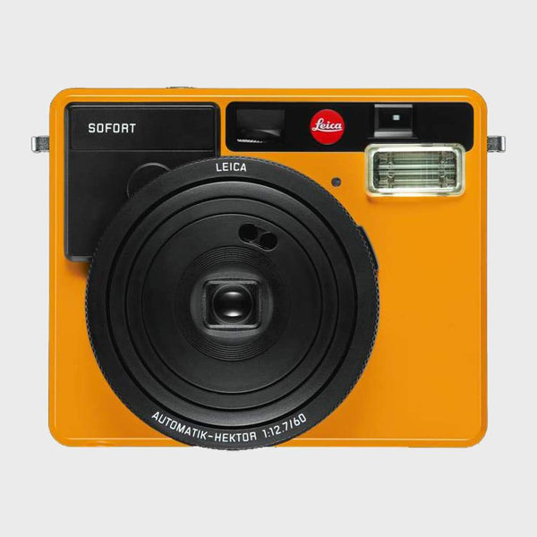 product: Leica Sofort Orange