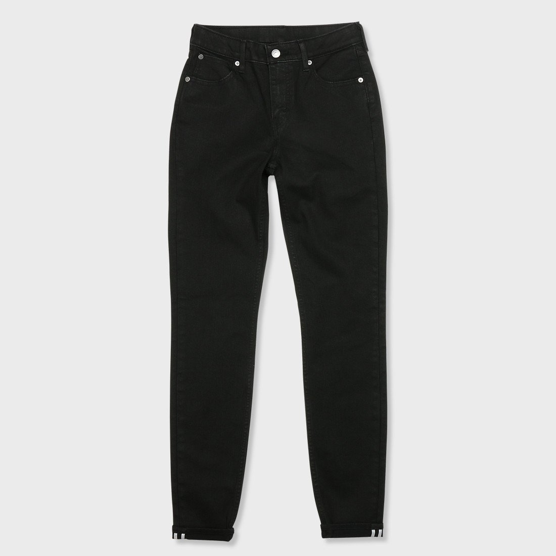 Levis Commuter 721 High Skinny Black