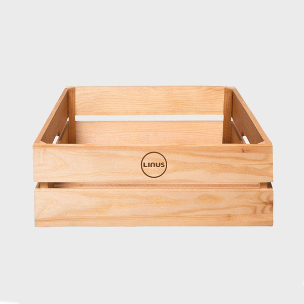 product: Linus The Wood Crate