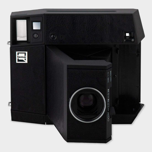 product: Lomography Lomo Instant Square Single Black
