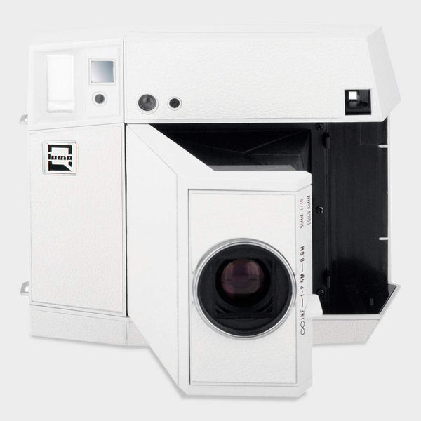 product: Lomography Lomo Instant Square Single White