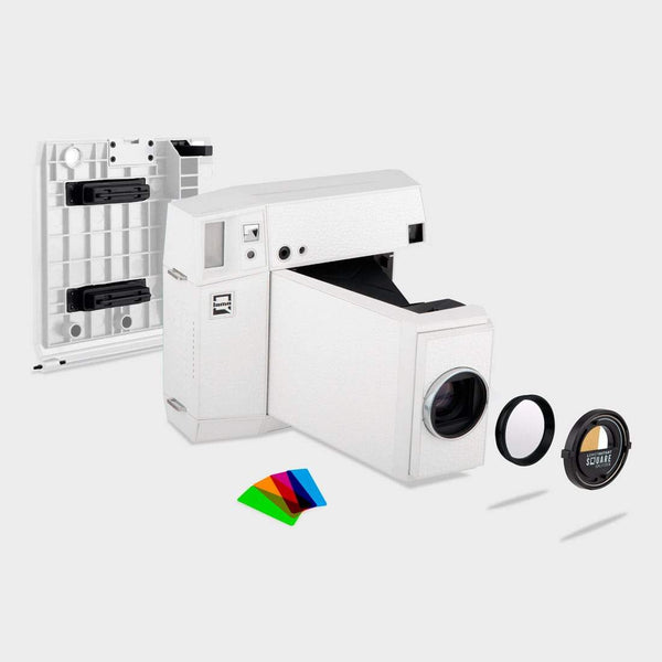 product: Lomography Lomo Instant Square Combo White