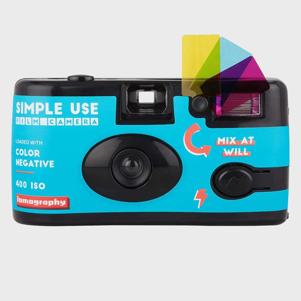 product: Lomography Simple Use Camera Color Negative 400