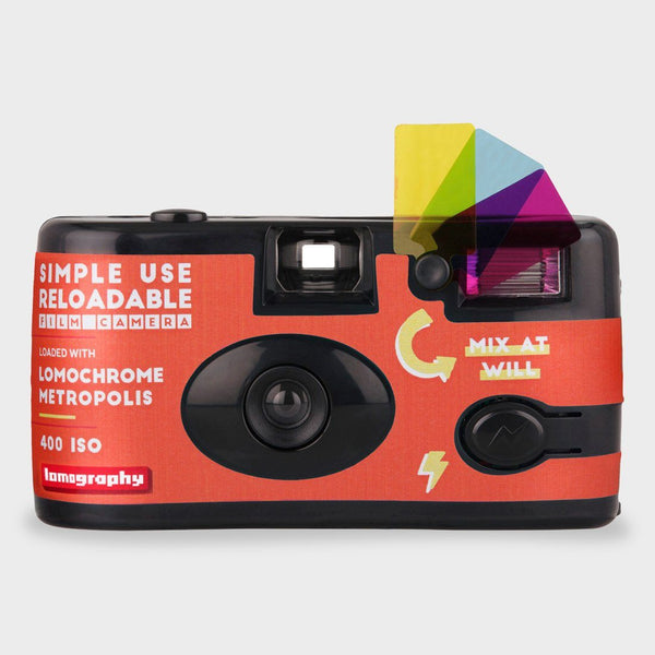 product: Lomography Simple Use Camera Metropolis